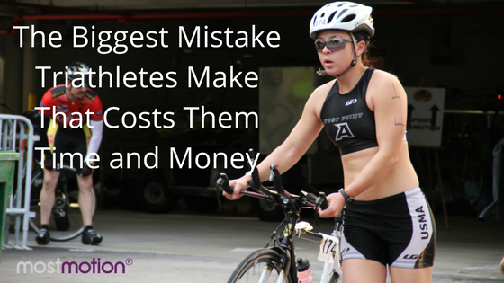 The Biggest Mistake Triathletes Make That Costs Them Time and Money