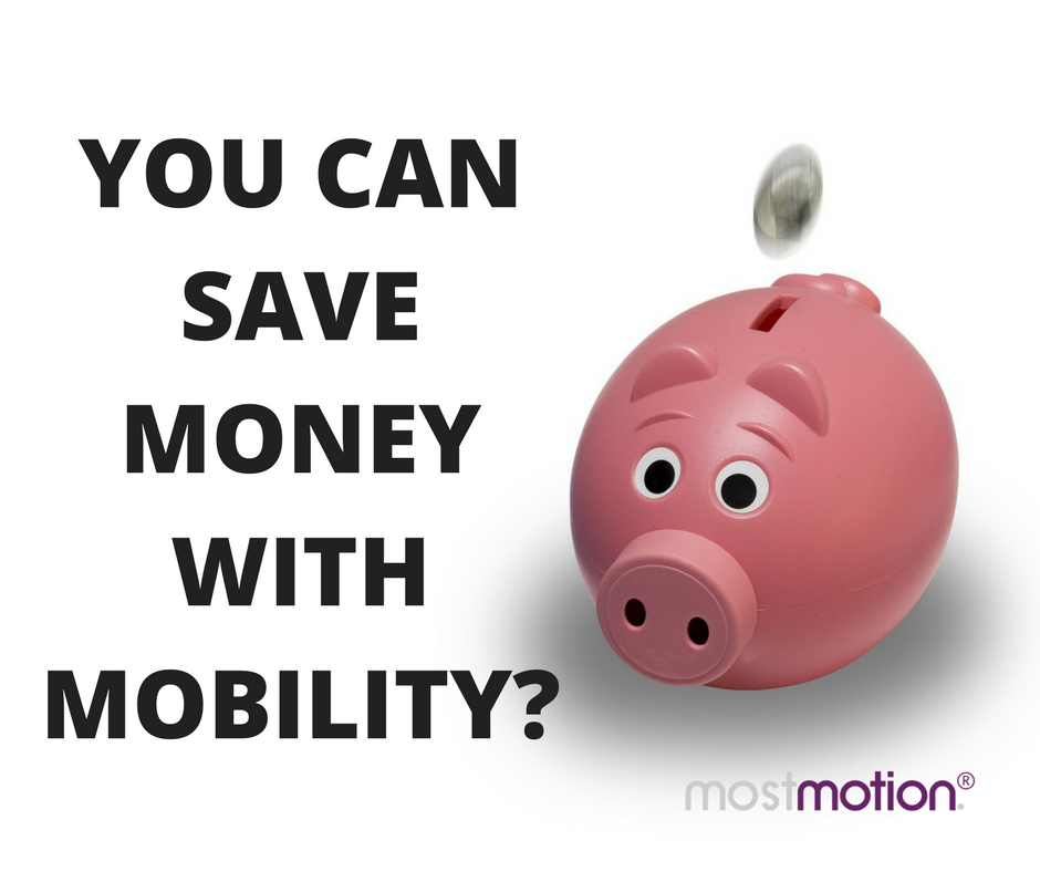 How to save money with mobility