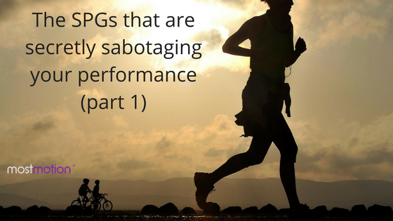 The SPGs that are secretly sabotaging your performance? (part 1)
