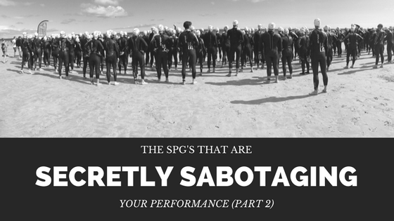 The SPGs That Are Secretly Sabotaging Your Performance (part 2)