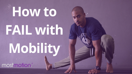 How to FAIL with Mobility