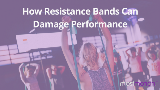 How Resistance Bands Can Damage Performance