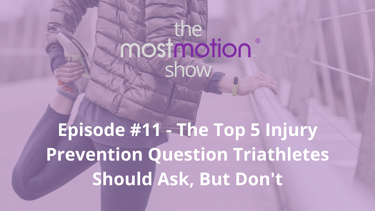 The Top 5 Injury Prevention Questions Triathletes Should Ask, But Don't