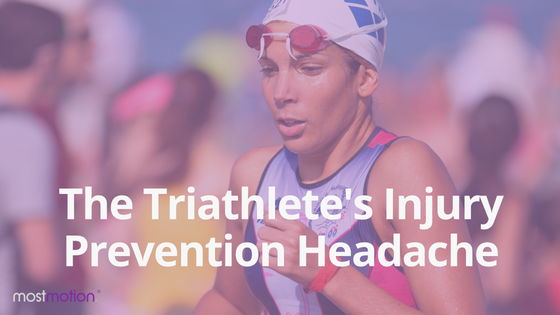 The Triathlete's Injury Prevention Headache