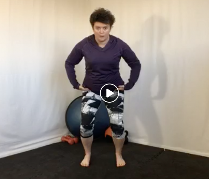 3 Ways Building Glute Strength is Hindered Using Lateral Squat Steps