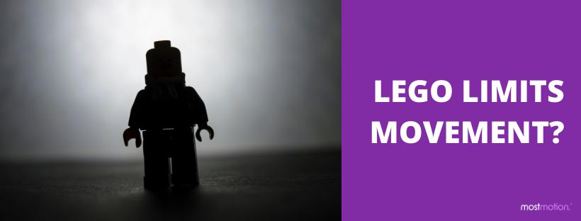 LEGO Limits Movement?
