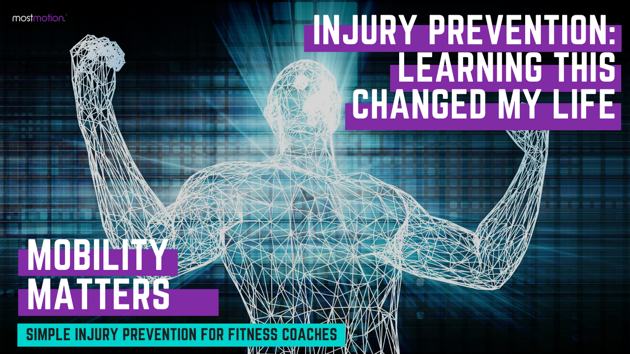 Injury Prevention: Learning This Changed My Life