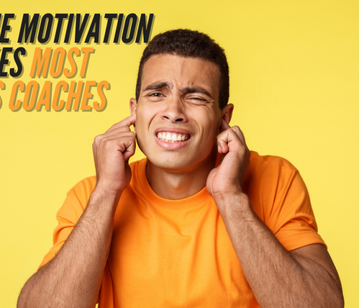 3 Rookie Motivation Mistakes Most Fitness Coaches Make [VIDEO]
