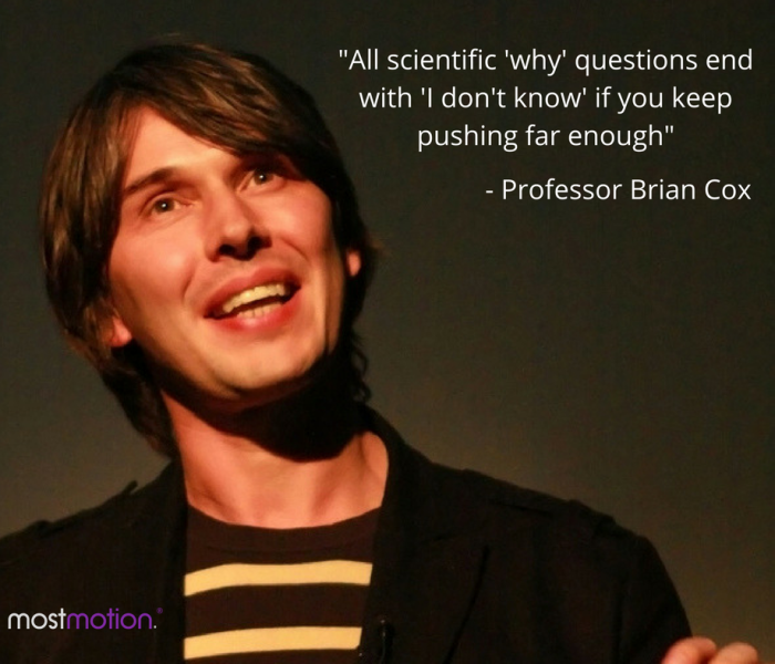 The Secret to Outstanding Fitness Results That Professor Brian Cox Wanted YOU to Know…
