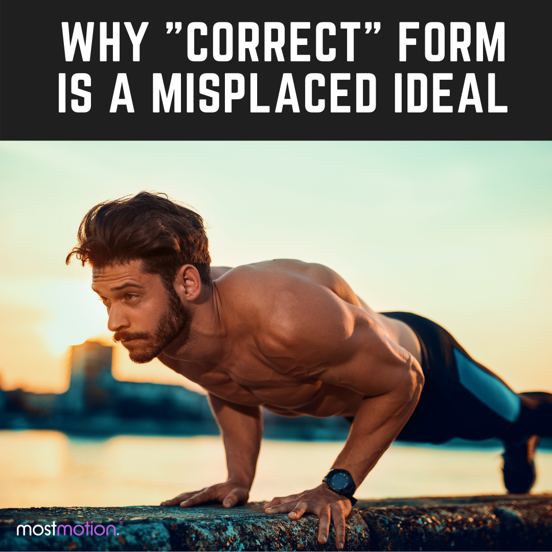 """Why """"Correct"""" Technique is a Misplaced Ideal"""