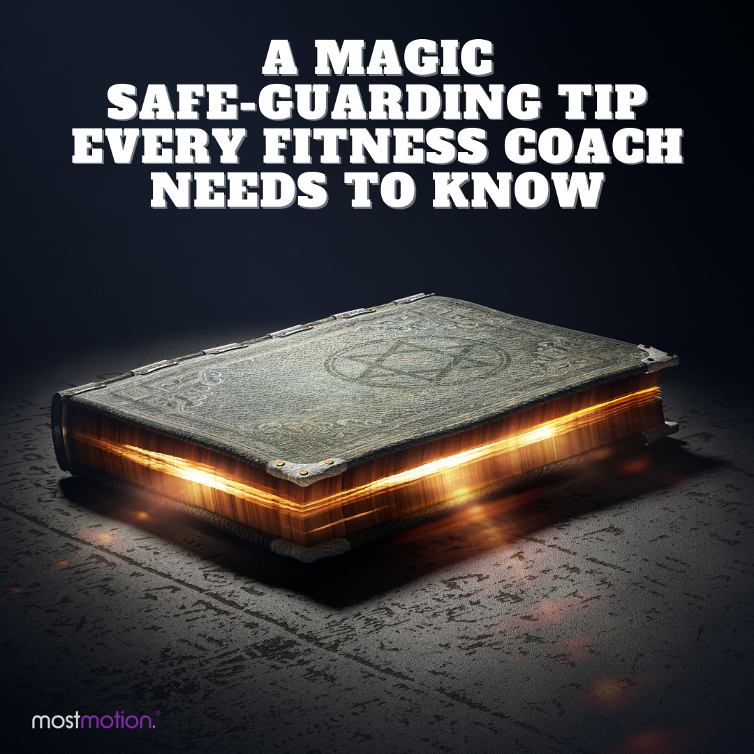 A Magic Safeguarding Tip Every Fitness Coach Needs to Know