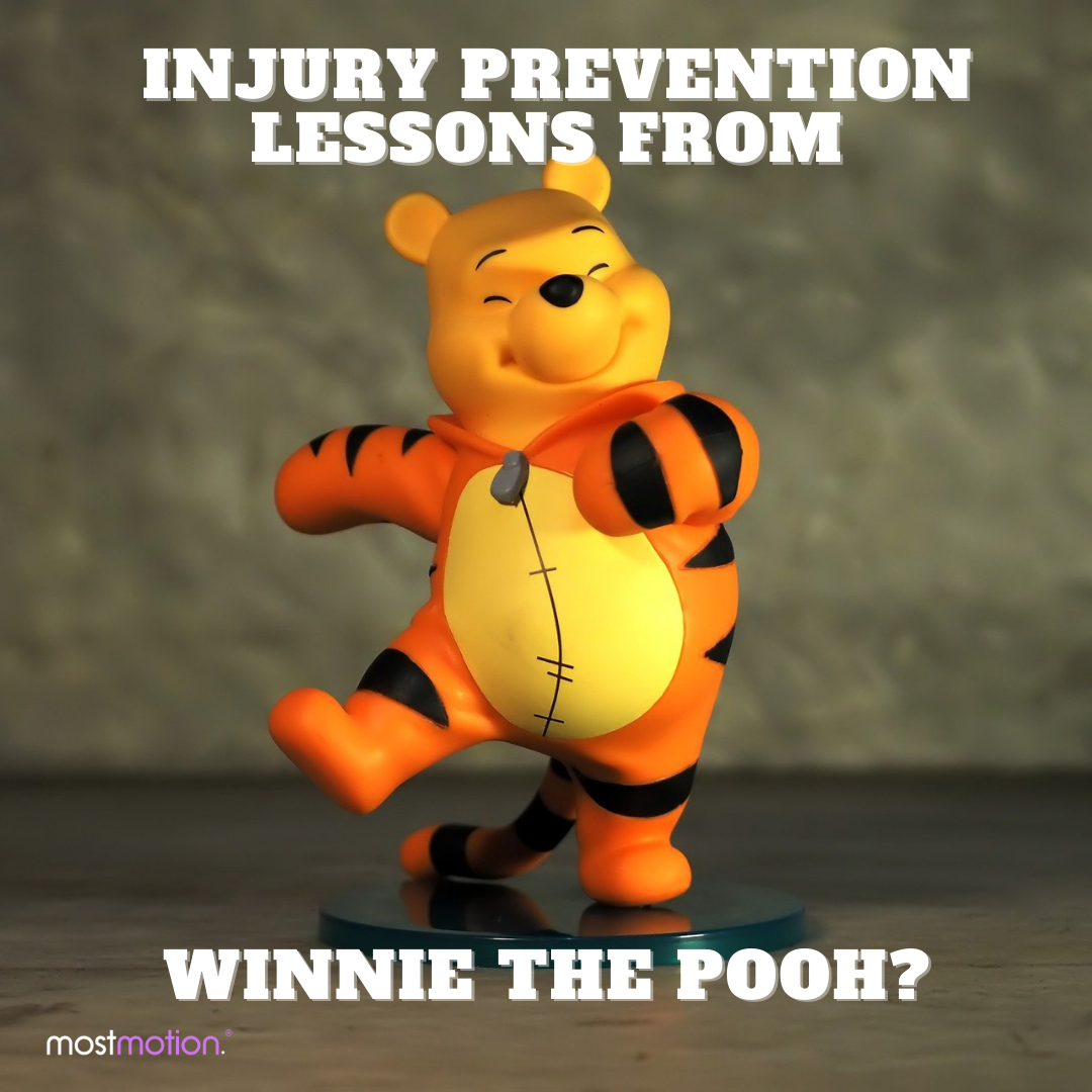 Injury Prevention Lessons from Winnie-the-Pooh?