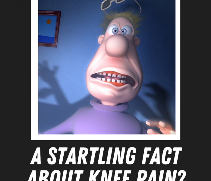 A Startling Fact About Knee Pain?
