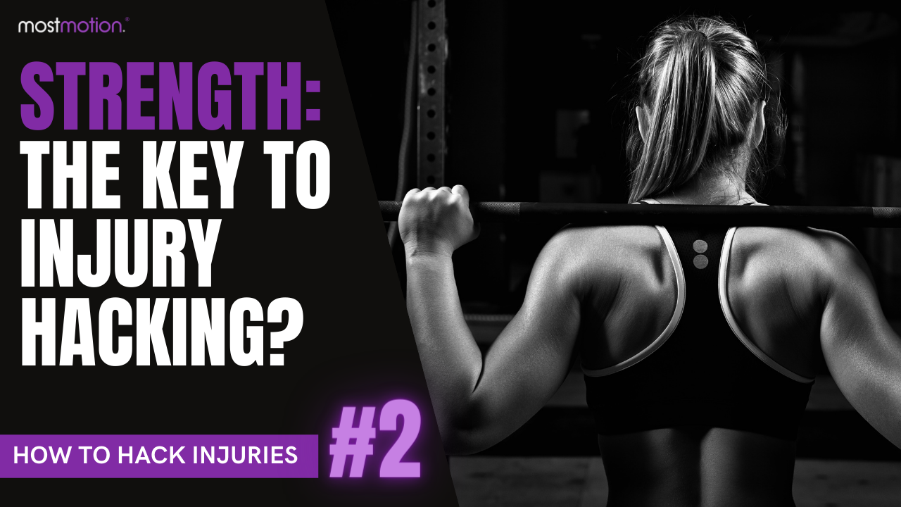 Strength: The Key to Injury Hacking? [VIDEO]