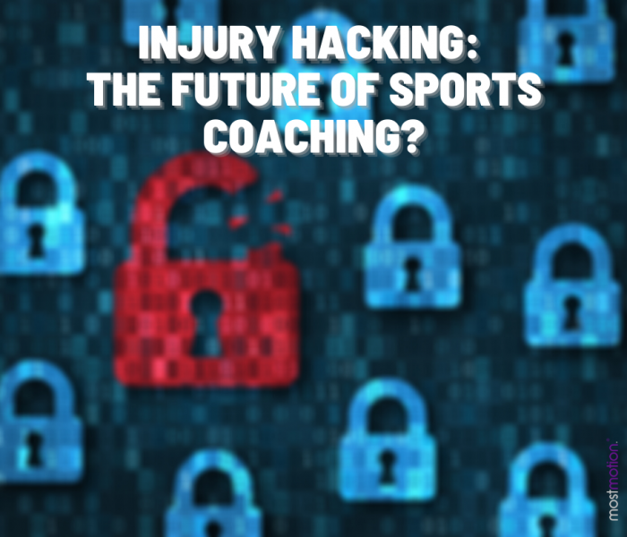 Injury Hacking: The Future of Sports Coaching?
