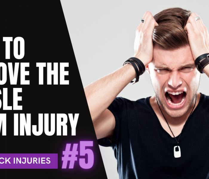 How to Remove Hassle from Injury [VIDEO]