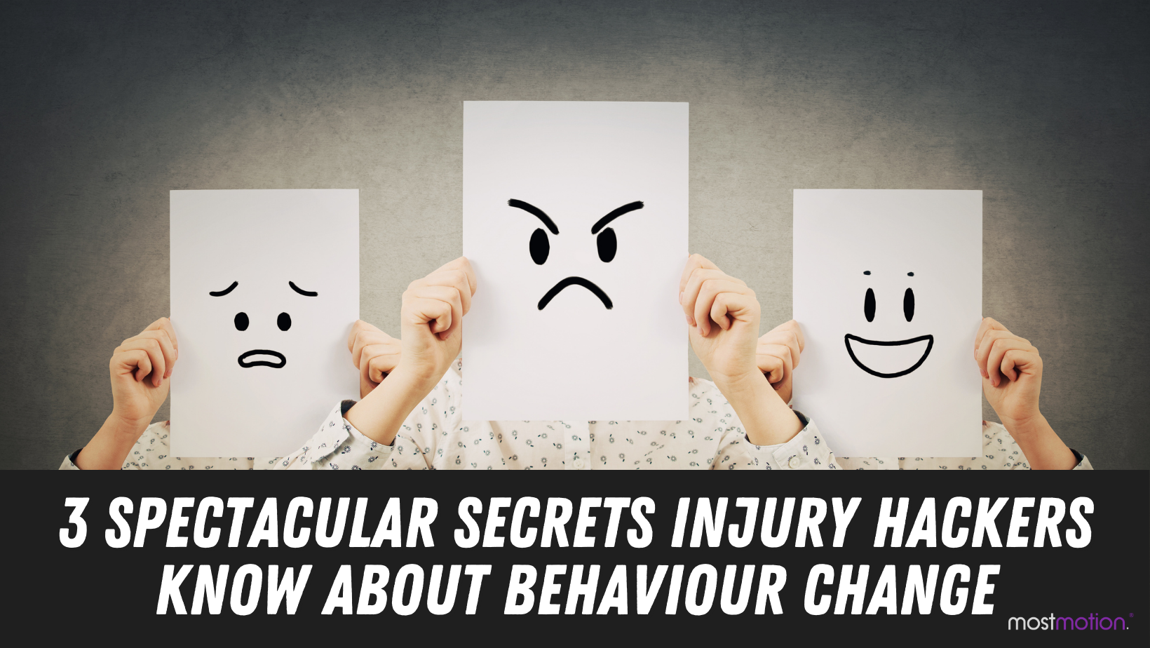 3 Spectacular Secrets Injury Hackers Know About Behaviour Change