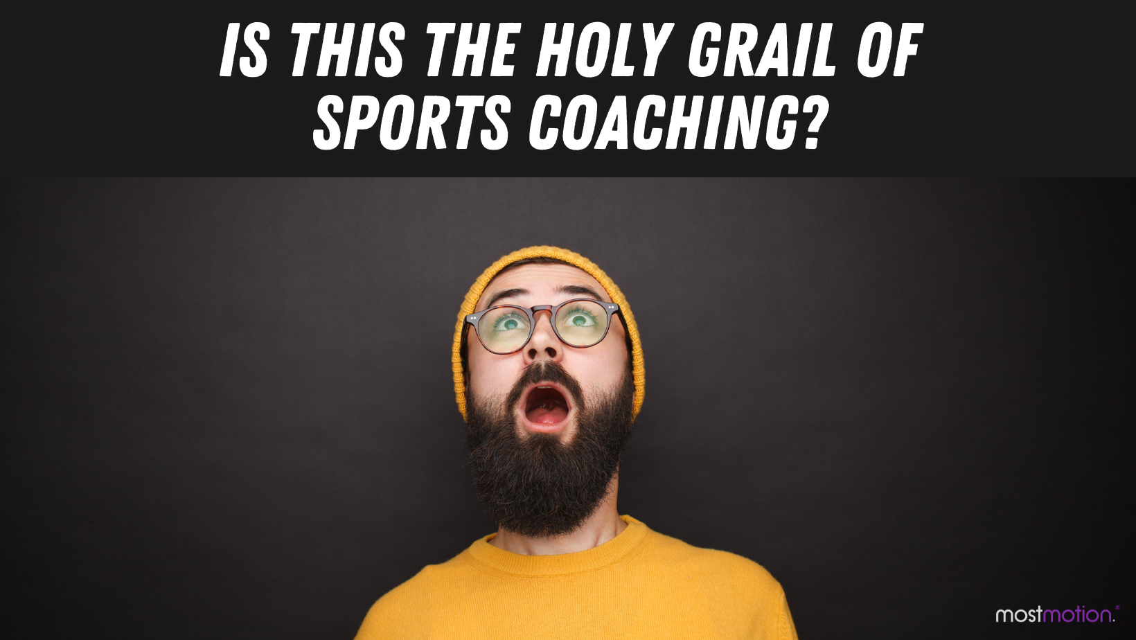 Is This the Holy Grail of Sports Coaching?