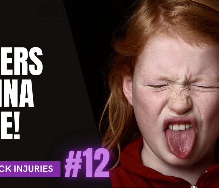 How to Hack Injuries #12 – Haters Gonna Hate! [VIDEO]