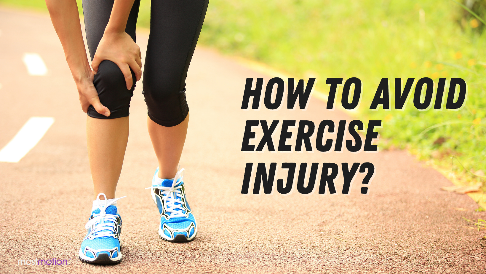 How to Avoid Exercise Injuries (and it's not what you think)