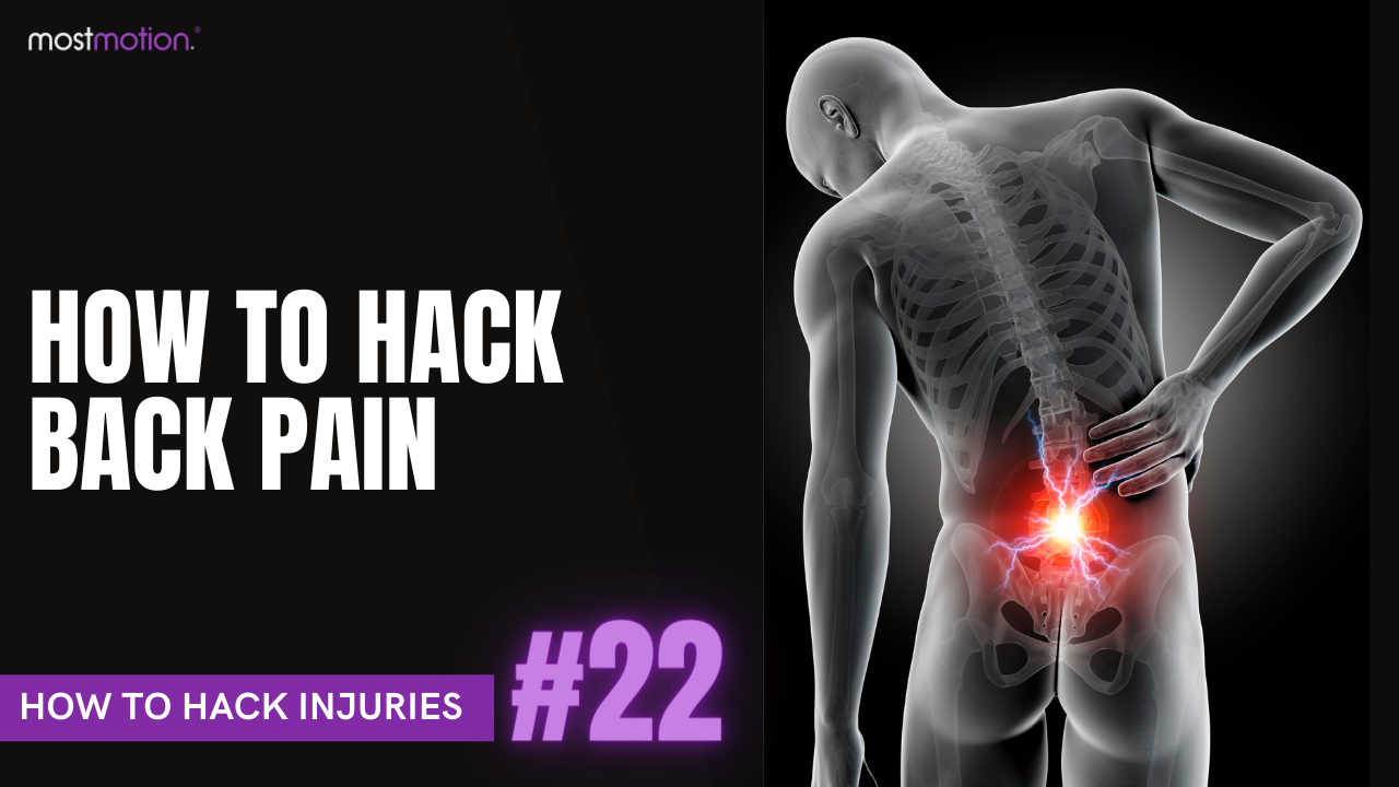 How to Hack Back Pain